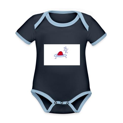 Project 3 - Body contraste para bebé de tejido orgánico