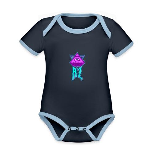 AZ ILLUMINATI - Organic Baby Contrasting Bodysuit