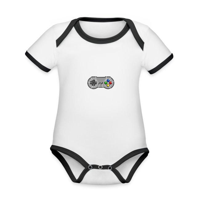 Bébé aux commandes - blanc