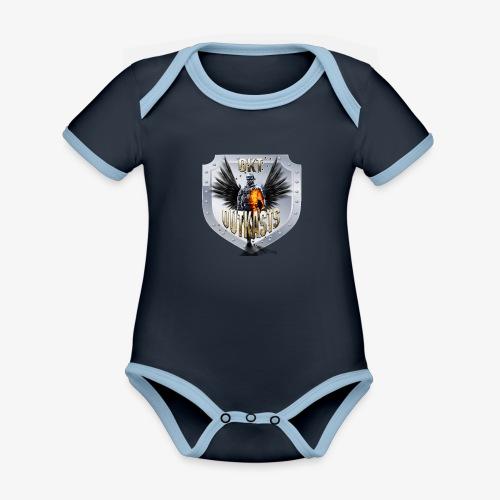 outkastsbulletavatarnew 1 png - Organic Baby Contrasting Bodysuit