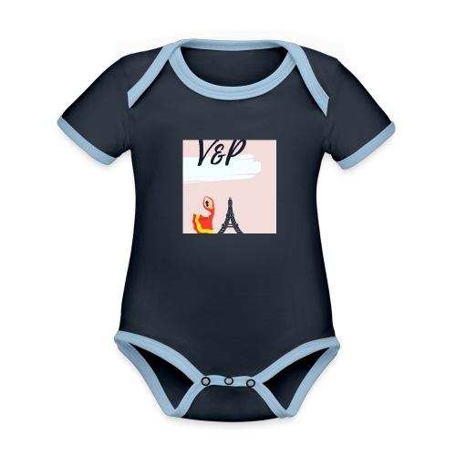 5093CF6A 6ED5 4C11 9553 75CE5F6F2F40 1 - Body contraste para bebé de tejido orgánico