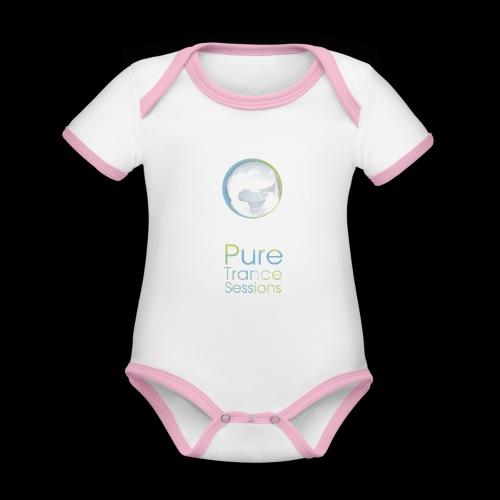 PTS logo new15 beeldmerkS png - Organic Baby Contrasting Bodysuit