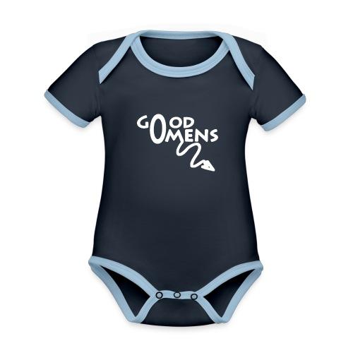 Ineffable Good Omens - Organic Baby Contrasting Bodysuit