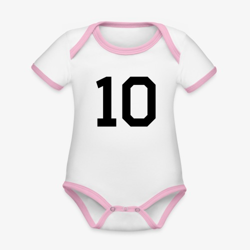 8655007849225810518 1 - Organic Baby Contrasting Bodysuit