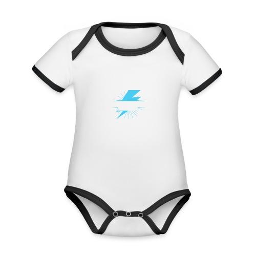 instantketoenergy - Baby Bio-Kurzarm-Kontrastbody