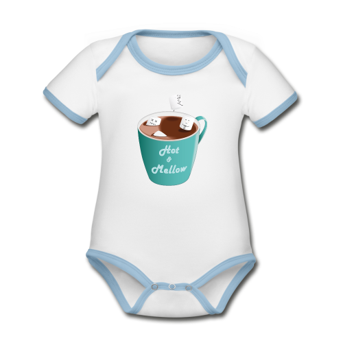 Hot & Mellow - foodcontest - Organic Baby Contrasting Bodysuit
