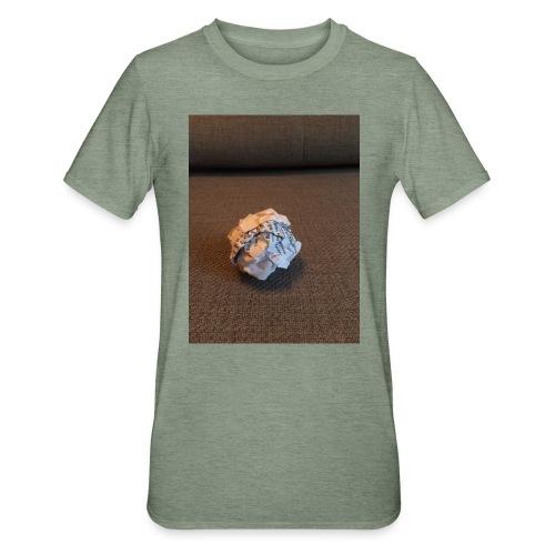 Jeg skal lave et projekt i billedkunst - Unisex polycotton T-shirt