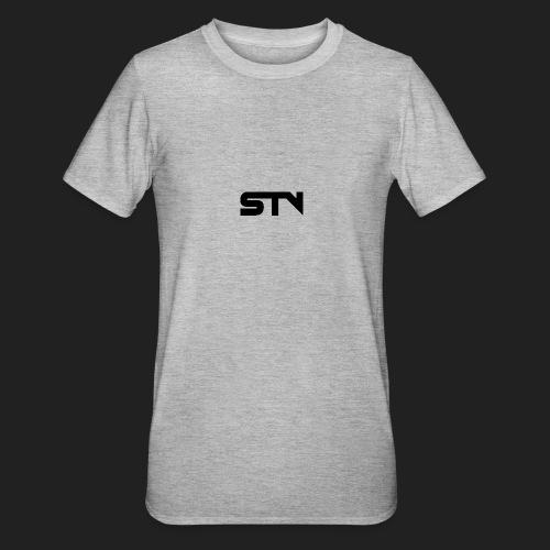 STV Logo Black - Unisex Polycotton T-Shirt