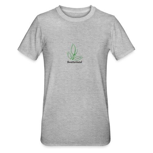 Sustained Sweatshirt - Unisex polycotton T-shirt