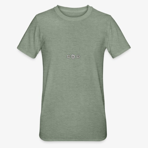 Flower Tee - Unisex Polycotton T-shirt