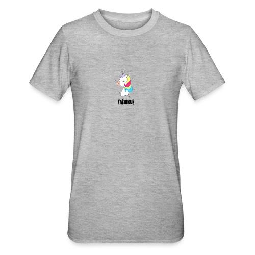 Fabulous Unicorn - T-shirt polycoton Unisexe