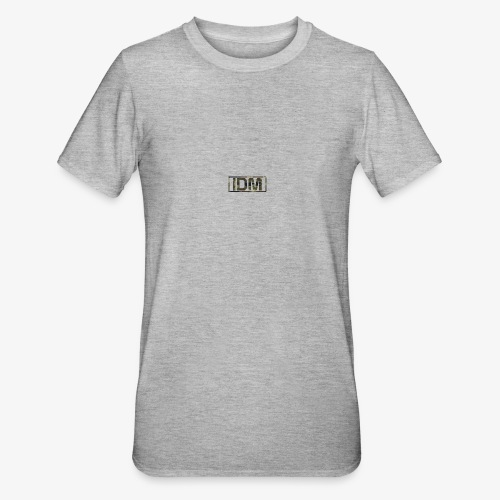 Urban Camo - Brown - Unisex Polycotton T-Shirt
