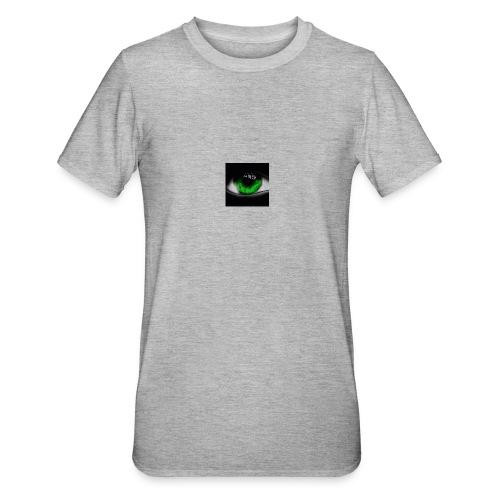Green eye - Unisex Polycotton T-Shirt