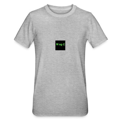 mogc - Unisex polycotton T-shirt