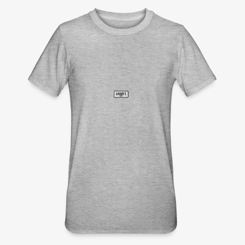 LOVER'S - T-shirt polycoton Unisexe
