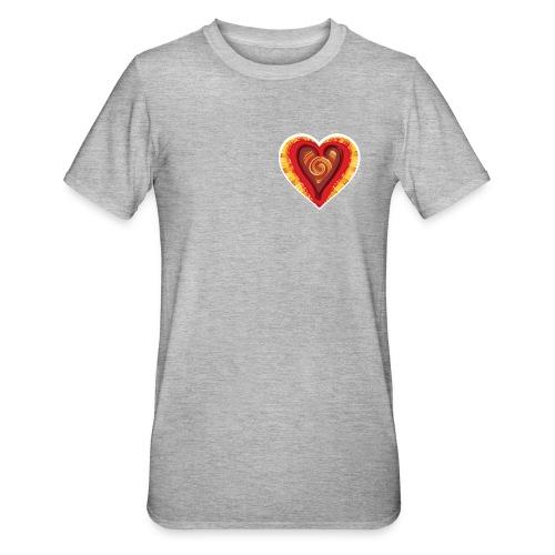 Chocolat love - Unisex Polycotton T-Shirt