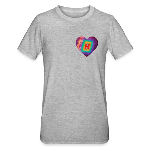Help yourself to a big H - Unisex Polycotton T-Shirt
