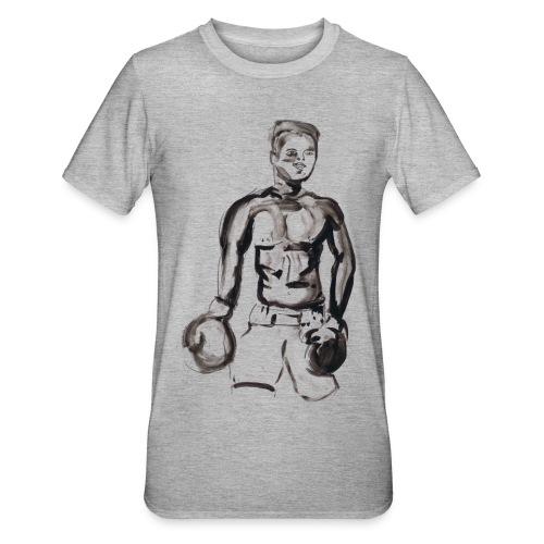 Muhammed Ali - T-shirt polycoton Unisexe