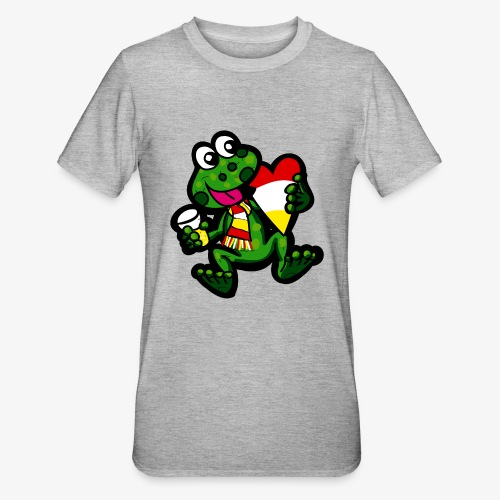 Oeteldonk Kikker - Unisex Polycotton T-shirt