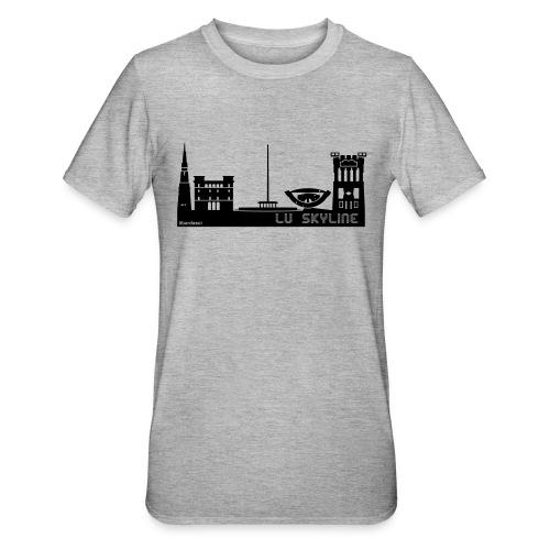 Lu skyline de Terni - Maglietta unisex, mix cotone e poliestere