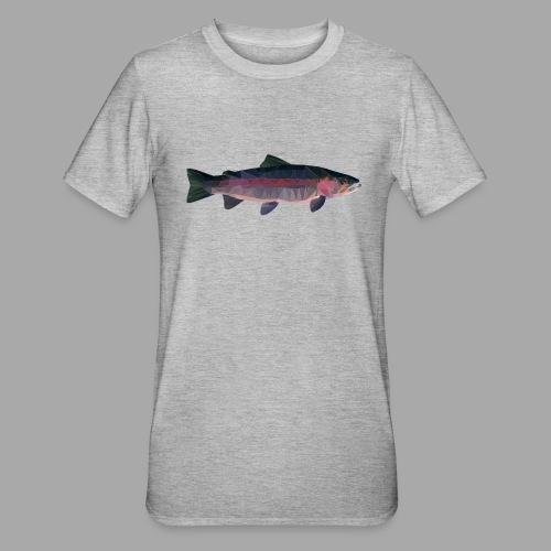 Trout - Unisex polypuuvilla-t-paita