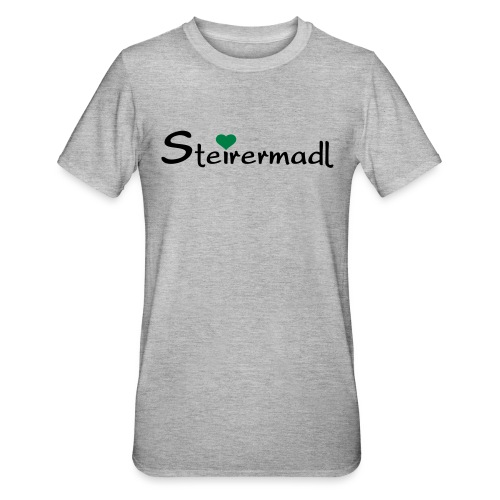 Steirermadl - Unisex Polycotton T-Shirt