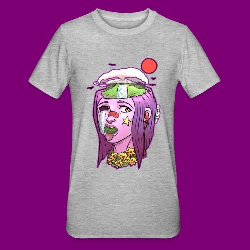 Pink Girl - Unisex Polycotton T-shirt