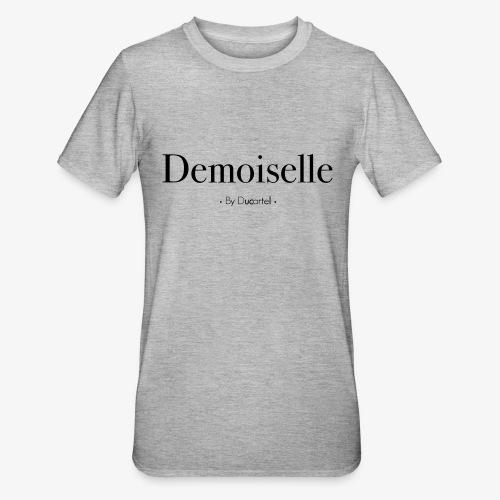Demoiselle - T-shirt polycoton Unisexe