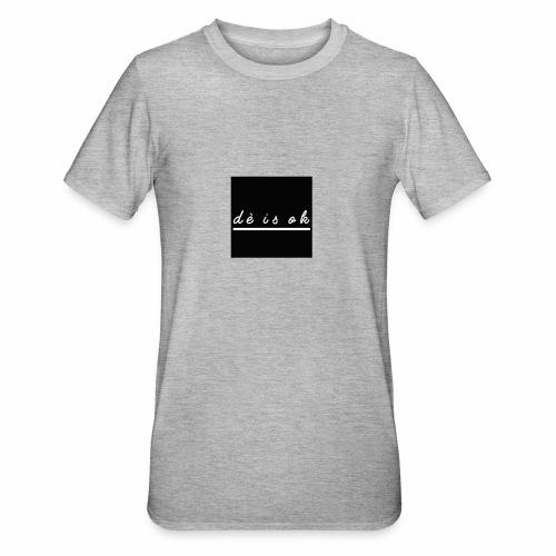 de is ok - Unisex Polycotton T-shirt