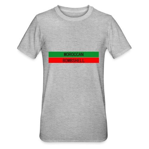 Moroccan Bombshell - Unisex Polycotton T-Shirt