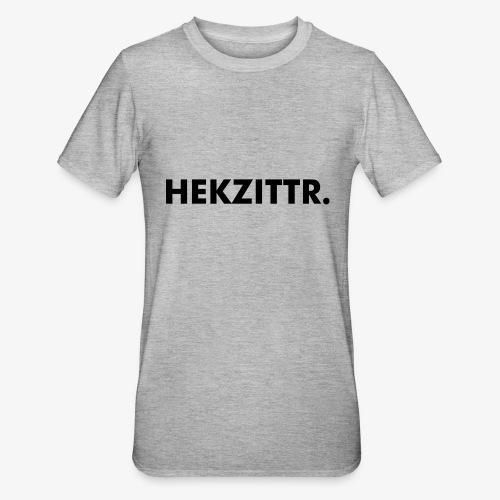 HEKZITTR. - Unisex Polycotton T-shirt