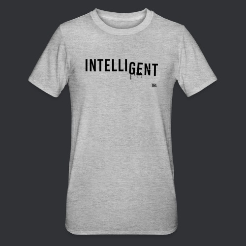 IntelliGENT - Unisex Polycotton T-Shirt