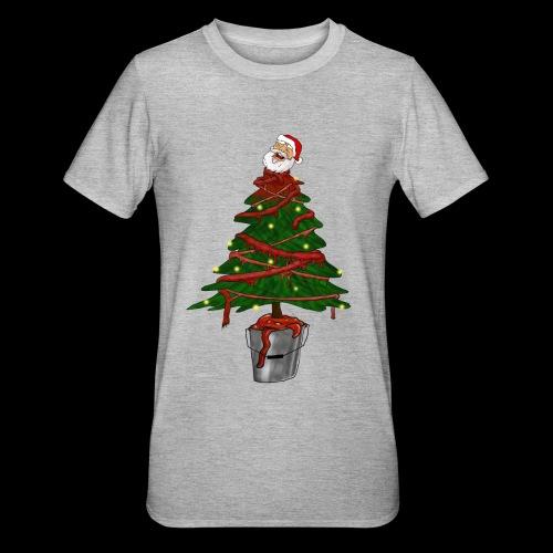 Messy Christmas - Unisex Polycotton T-shirt