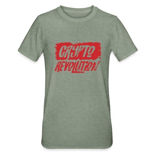 Crypto Revolution - Unisex Polycotton T-Shirt