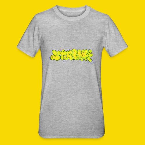 Strange Graffiti - Koszulka unisex z polibawełny