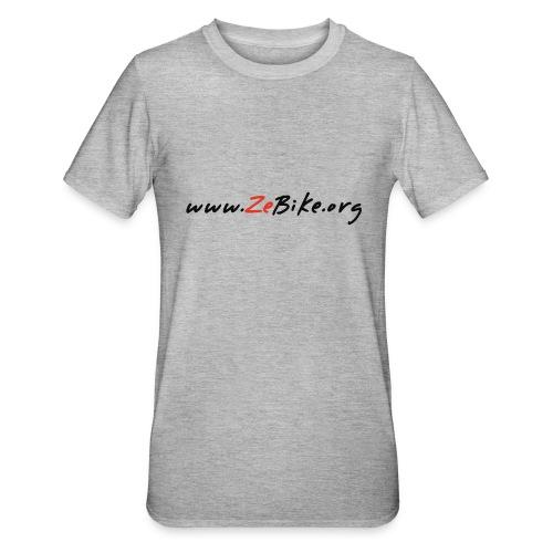 wwwzebikeorg s - T-shirt polycoton Unisexe