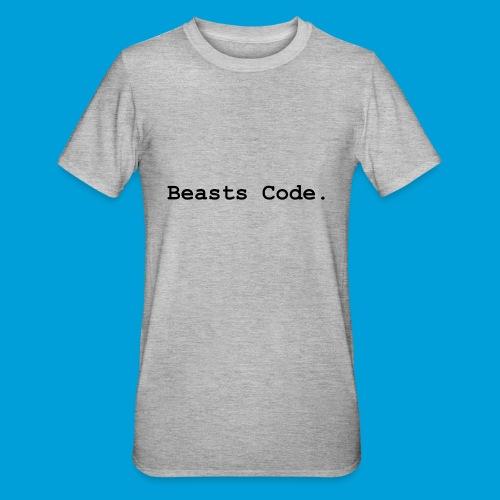 Beasts Code. - Unisex Polycotton T-Shirt