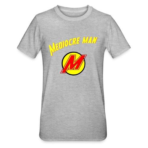 Mediocreman - Camiseta en polialgodón unisex