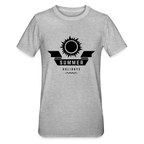 Summer holidays - Unisex polypuuvilla-t-paita