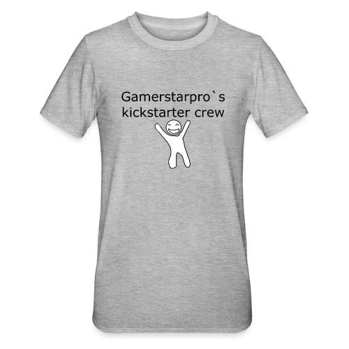Kickstarter crew - Unisex polycotton T-shirt