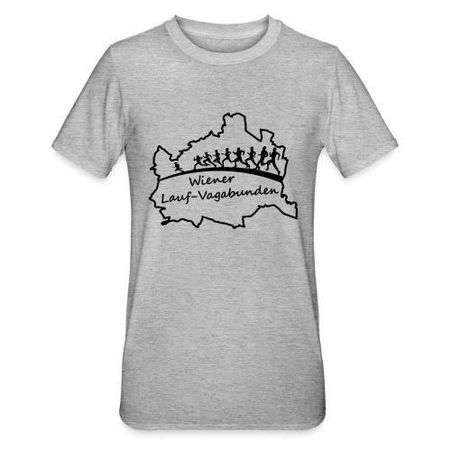 Laufvagabunden T Shirt - Unisex Polycotton T-Shirt