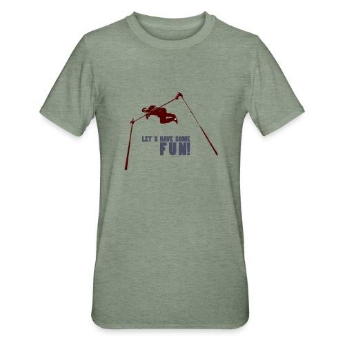 Let s have some FUN - Unisex Polycotton T-shirt