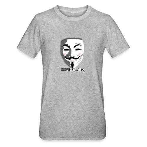 Anonymous - Unisex Polycotton T-Shirt