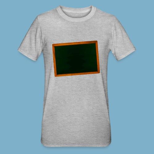 Schul Tafel - Unisex Polycotton T-Shirt