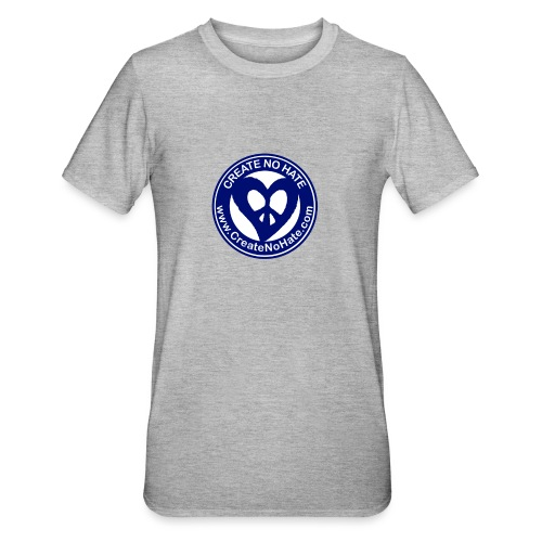 THIS IS THE BLUE CNH LOGO - Unisex Polycotton T-Shirt