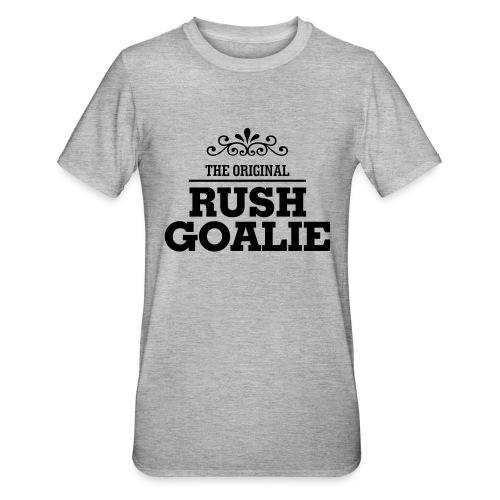 The Original Rush Goalie - Unisex Polycotton T-Shirt