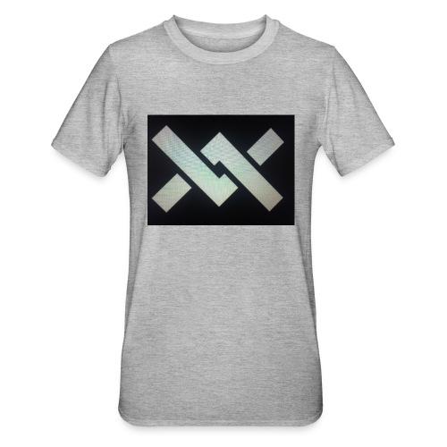 Original Movement Mens black t-shirt - Unisex Polycotton T-Shirt