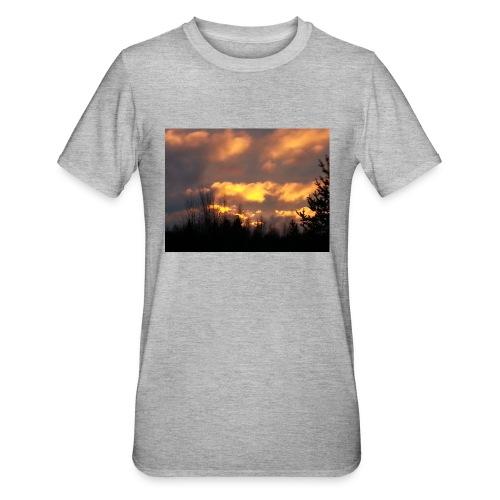 Iltarusko - Unisex polypuuvilla-t-paita