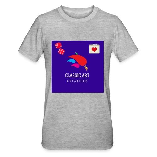 6B922284 9DFD 4417 87EA A64B8AD9B6BE - Camiseta en polialgodón unisex