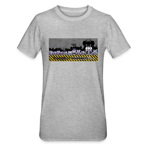 #MarchOfRobots ! LineUp Nr 2 - Unisex polycotton T-shirt